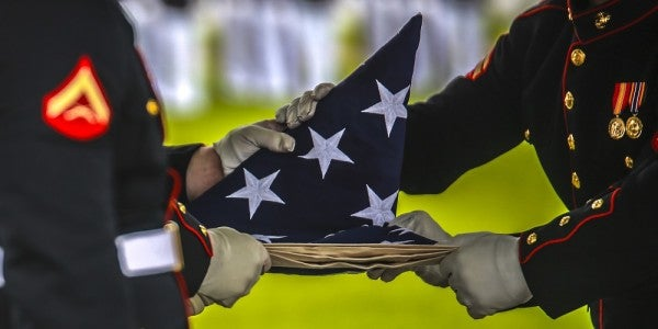 A Marine Recruit In San Diego Died After A Medical Emergency