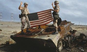 Why It's Wrong To Build A War Memorial For Operation Desert Storm