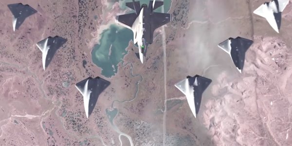The Air Force's New Sizzle Reel Looks Eerily Similar To One Of Worst Military Movies Ever