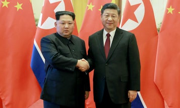 What The Meeting Between Kim And Xi Might Have Been Like