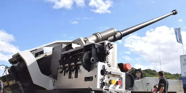The Army Is Eyeing This Beastly 40mm Cannon For Its Ground Combat Vehicles