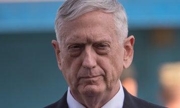 Mattis To Merchant Marine Graduates: 'Do Not Celebrate Victimhood'