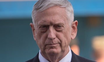 Mattis Reportedly Sees Himself As Trump's 'Babysitter'