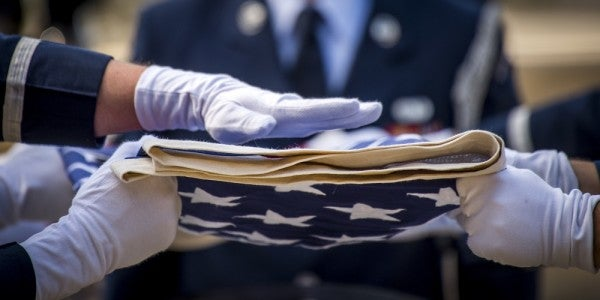 Air Force, Marine Corps Mourn 5 Service Members Killed In Recent Air Crashes