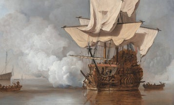 That's Rotten! Why Gun Crews In The Age Of Wooden Ships Aimed Low