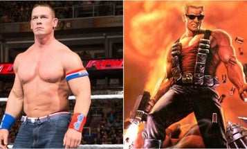 'Duke Nukem' Is Getting A Live-Action Movie Starring John Cena