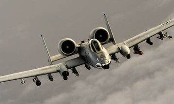 The A-10 Warthog Just Got The Money It Needs To Stay Alive