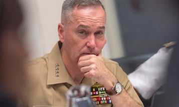 Does Gen. Dunford Actually Believe His Own Bullsh-t?