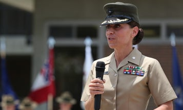 I Tried To Make Women Marines Tougher. It Was The Hardest Fight Of My Career