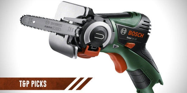 The Pocket Chainsaw You Never Knew You Needed Is Finally Here