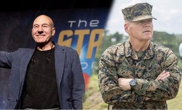 Captain Picard Has A New BFF: The Marine Corps Commandant