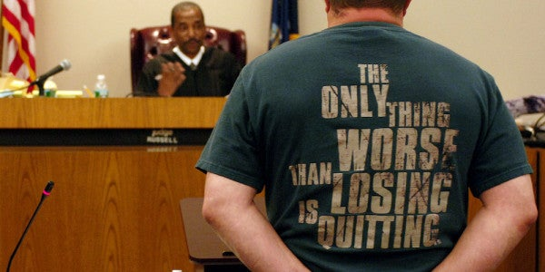 Yet Another State Is Pushing To Bring Back Special Courts For Veterans