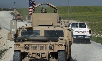 Trump Wants Another Country To Pay For US Forces In Syria (And It Ain't Mexico)