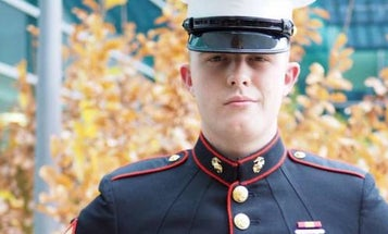 This Marine Has The Most Marine Tinder Profile We've Ever Seen