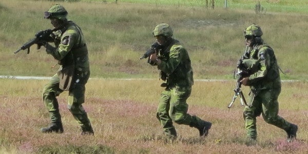The Swedish Military Can't Retain Enough Troops. Here's Why