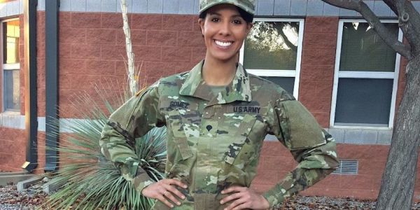 Meet The Badass Army Vet With Her Sights Set On 'Mrs. America'