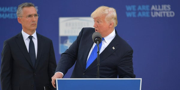 The Best Laid Plans: How The Current International Order Can Handle Trump