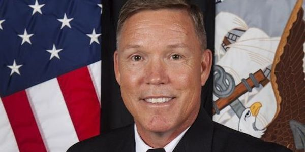 Marine Forces Reserve's Top Chaplain Was Ousted Over New Orleans Bar Sex Tape