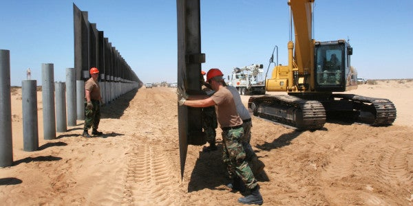 NORTHCOM Caught Off Guard As Trump Orders Troops To US-Mexico Border