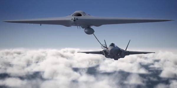 Lockheed Martin's New Tanker Drones Are A Glimpse At The Future Of Aerial Warfare