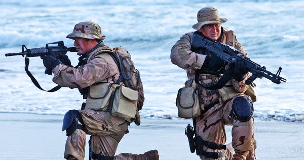 Navy SEALs Can Explain Everything To You