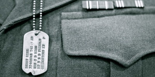 French Historian Sentenced For Stealing American World War II Dog Tags To Sell On Ebay