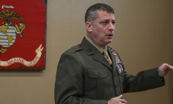 The Corps Just Fired The General Who Called Harassment Charges 'Fake News'