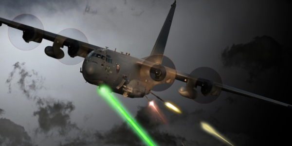 The Air Force's Futuristic Laser Cannon May Never Get Off The Ground