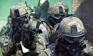 US And UK Forces Are Teaming Up At Fort Bragg For A Radical New Warfighting Exercise