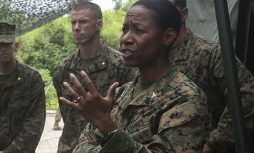 She's Set To Be The First Black Woman To Serve As A Marine General