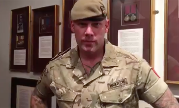 UK's Top Sgt Major Rips Racist Soldiers A New One In Twitter Video
