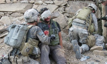 He Was Hit In The Face By An RPG. Only Returning To War Made Him Whole