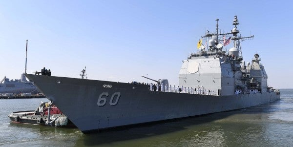 War Watch Day 5: Reports Of A US 'Armada' Steaming Towards Syria Are Total BS