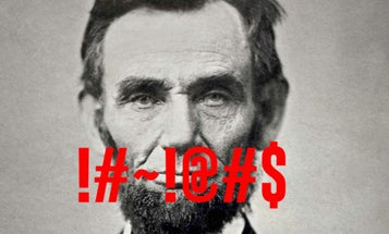 Abraham Lincoln, Caca Mouth