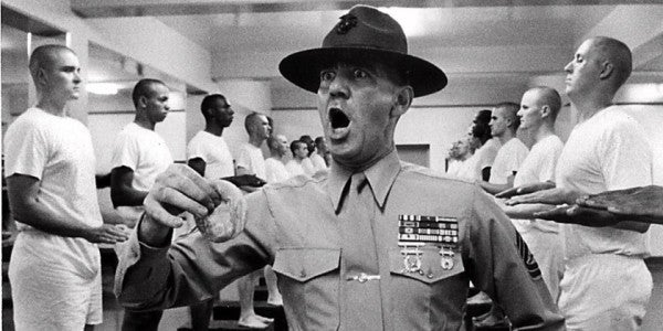 R. Lee Ermey, Marine Corps Drill Instructor Turned Iconic Actor, Has Died