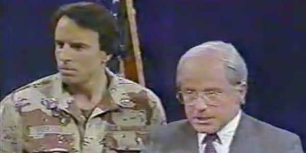 This Gulf War-Era 'SNL' Sketch Perfectly Captures The Media Frenzy Of The Syria Strikes