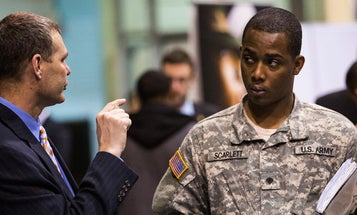 The Best Way for Transitioning Vets to Answer 'Tell Me About Yourself'