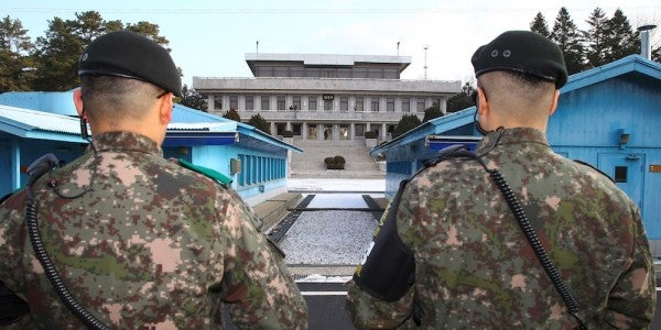 Report: North, South To Discuss Officially Ending Korean War