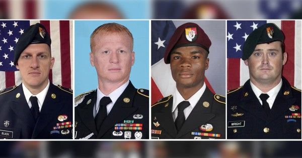 One Of The Scumbags Who Ambushed 4 Green Berets In Niger May Be In Custody