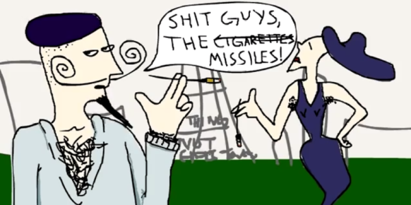 France Had Some Issues Firing Ze Missiles During The Syria Strikes