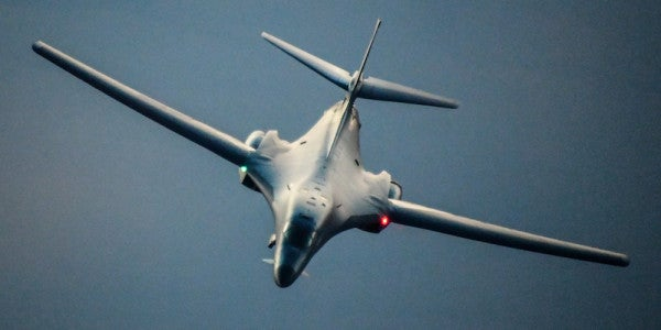 Air Force Officials Screwed Up Facts About US Aircraft And Weapons Used To Strike Syria