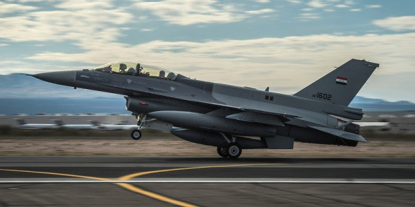 Iraq Just Dropped Bombs In Syria — With Help From The Assad Regime