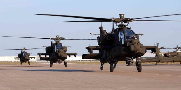 The Army Is Inspecting Its Entire Apache Helicopter Fleet For A Critical Defect