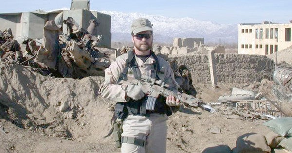 John Chapman Died Alone On A Mountaintop Fighting Al Qaeda. Now He's Getting The Medal Of Honor