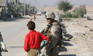 'Eat The Apple' Is The Belligerent, Unflinchingly Honest Iraq War Memoir We Needed