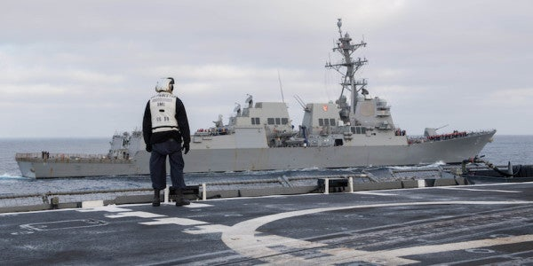 A Sailor Was Arrested For Allegedly Carrying Out The Dumbest Crime Possible