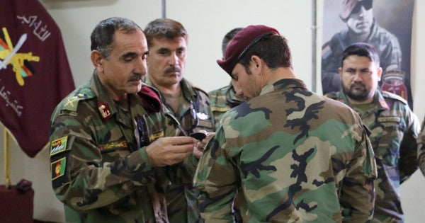 Afghanistan Is So Great That Its Military Officers Keep Going AWOL While Training In The US