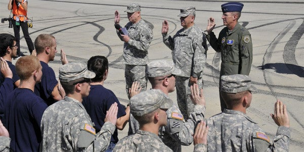 National Security, #IWasWrong, And The Incestuous Nature Of The National Guard