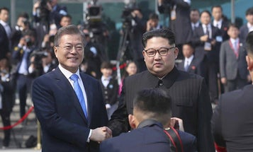 Korean War To End; North And South Agree To Get Rid Of Nukes
