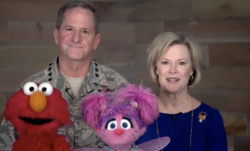 This Air Force Puppet Video Would Be Cuter If 3 Airmen Hadn't Just Had Their Careers Ended